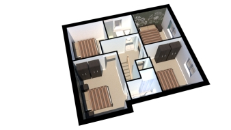 PLOT 1 - FIRST FLOOR PLAN 002 (002)